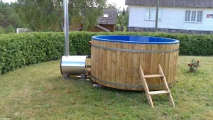 Hot Tub 170 External