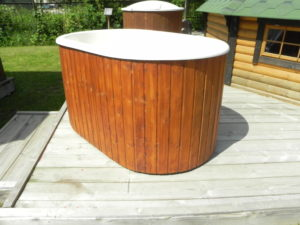 Duo Hot Tub OFURO