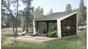 Modul Tiny house Camp 25