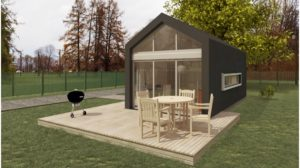 Modul Tiny house Trend 25